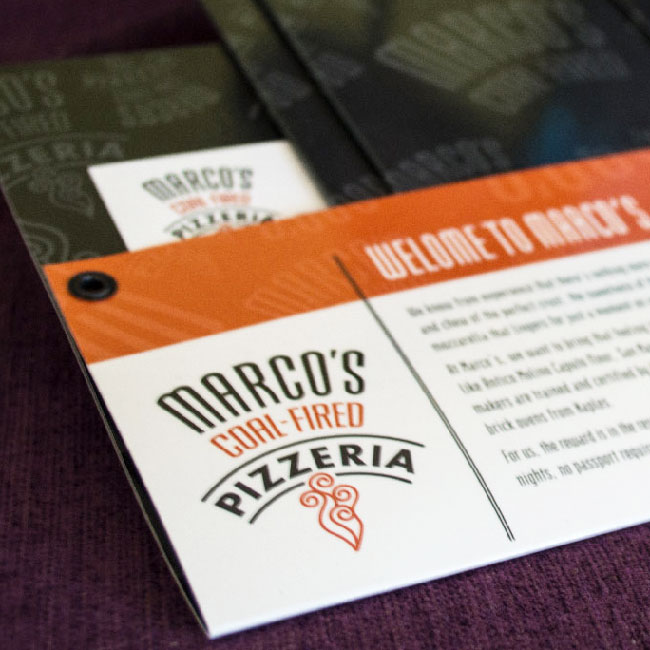 Marco's Coal-Fired Pizzeria